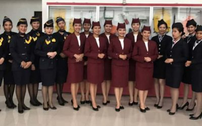 BS Tourism Students Trained at World Aviation Partners