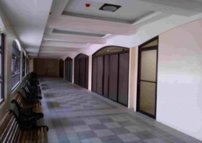 SPUQC main hallway