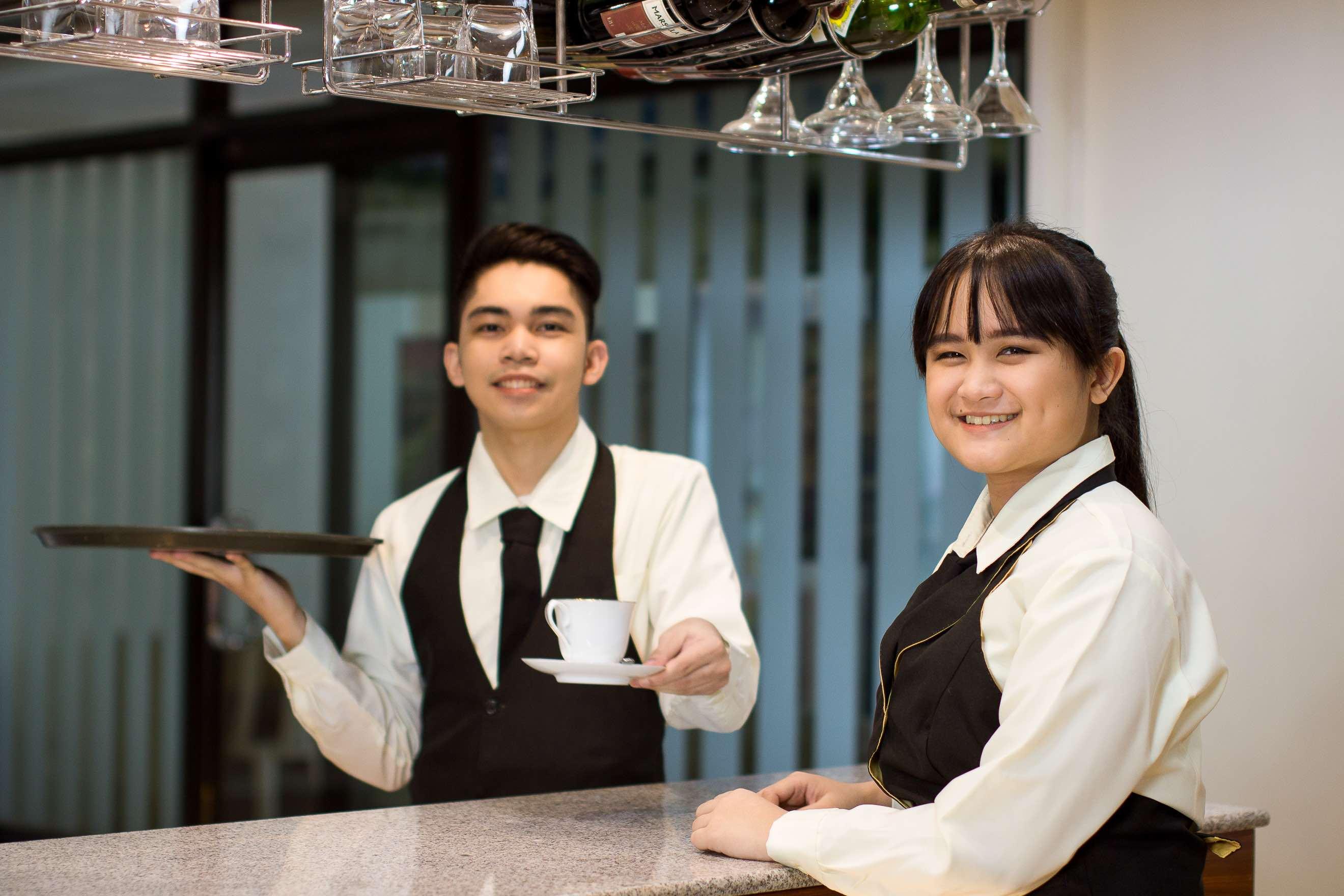 Hospitality Management | Saint Paul University Quezon City